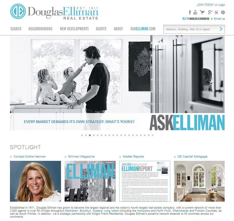 Mẫu thiết kế website bất động sản đẹp nhất