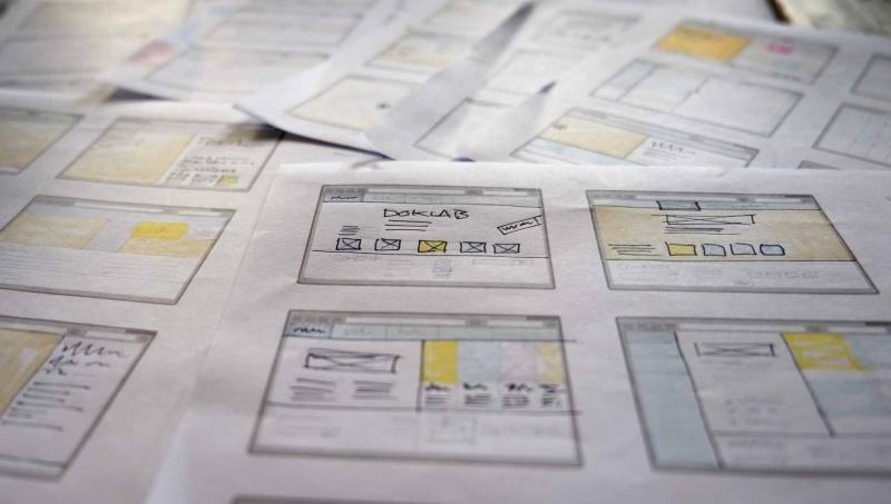 Thiết kế website – Vạn sự khởi đầu từ web layout