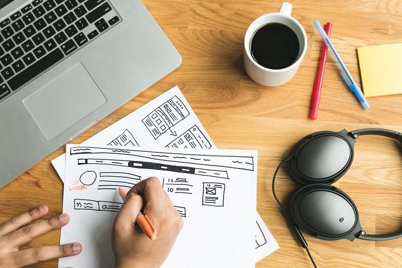 4 bước thiết kế trang web cho doanh nghiệp nhỏ