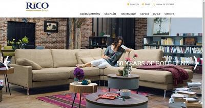 Truyền cảm hứng với những mẫu website nội thất độc đáo