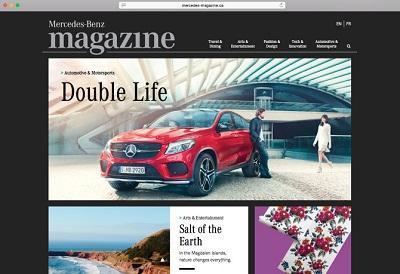 Sang trọng đẳng cấp với những mẫu thiết kế website ô tô – xe máy