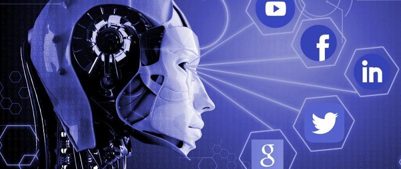 AI tương lai của truyền thông năm 2019.