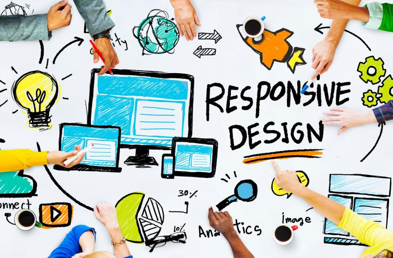7 Cách các phương tiện truyền thông làm thay đổi thiết kế website