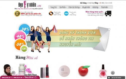 Thiết kế website bán hàng lựa chọn miễn phí hay thiết kế web chuyên nghiệp
