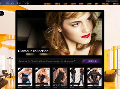 Ngỡ ngàng với những mẫu website bán hàng tuyệt đẹp