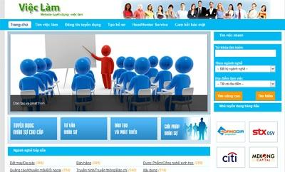 Lưu ý khi thiết kế website việc làm tuyển dụng