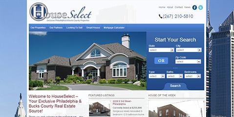 12 mẫu thiết kế web bất động sản tuyệt đẹp năm 2020