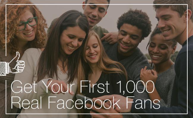 Làm thế nào để có 1.000 like đầu tiên trên Facebook của bạn
