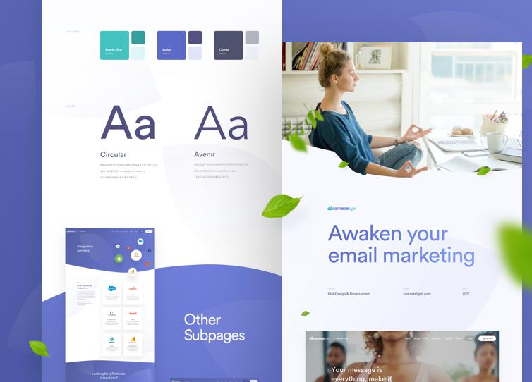 Xu hướng thiết kế web năm 2019