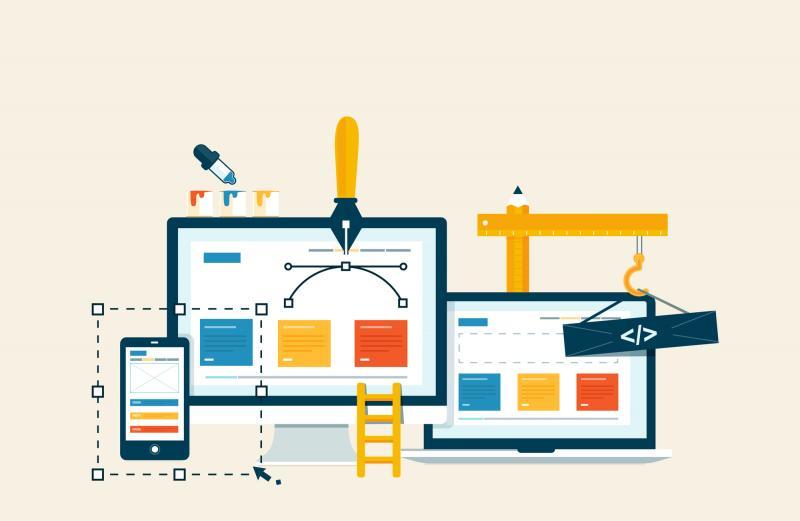 Thiết kế website đạt chuẩn với 4 tiêu chí sau