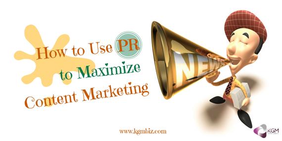 Vai trò của PR và content marketing trong hoạt động kinh doanh